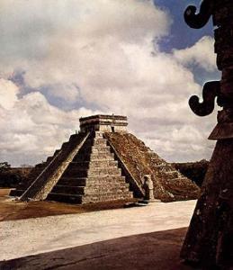 Барельефы Храма Воинов